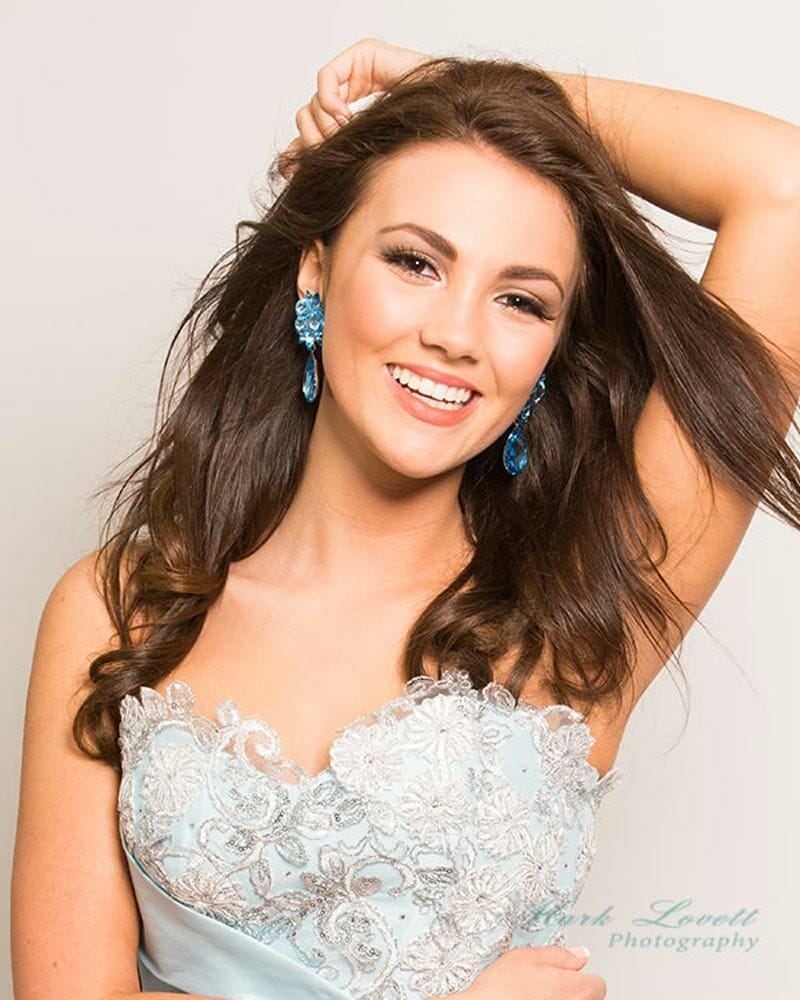Hannah Brewer, Miss Maryland , Portrait 18