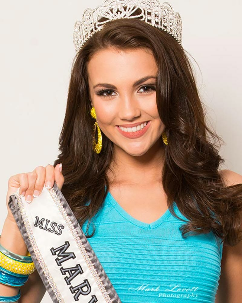 Hannah Brewer, Miss Maryland , Portrait 10