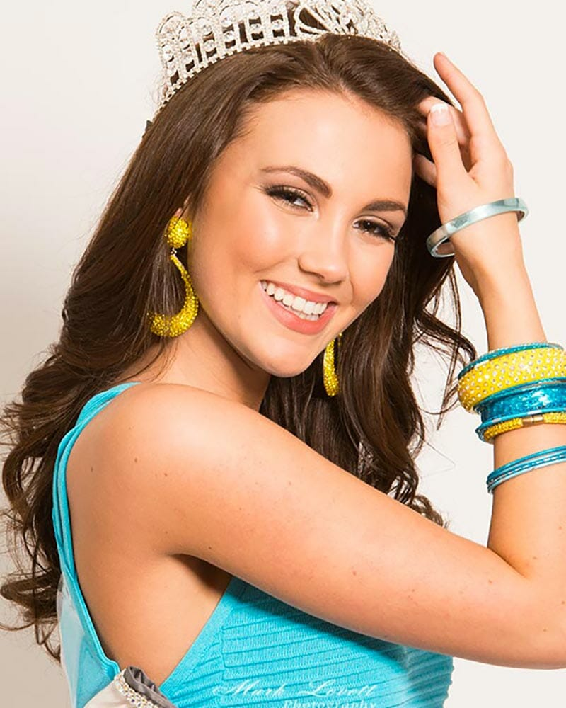 Hannah Brewer, Miss Maryland , Portrait 8