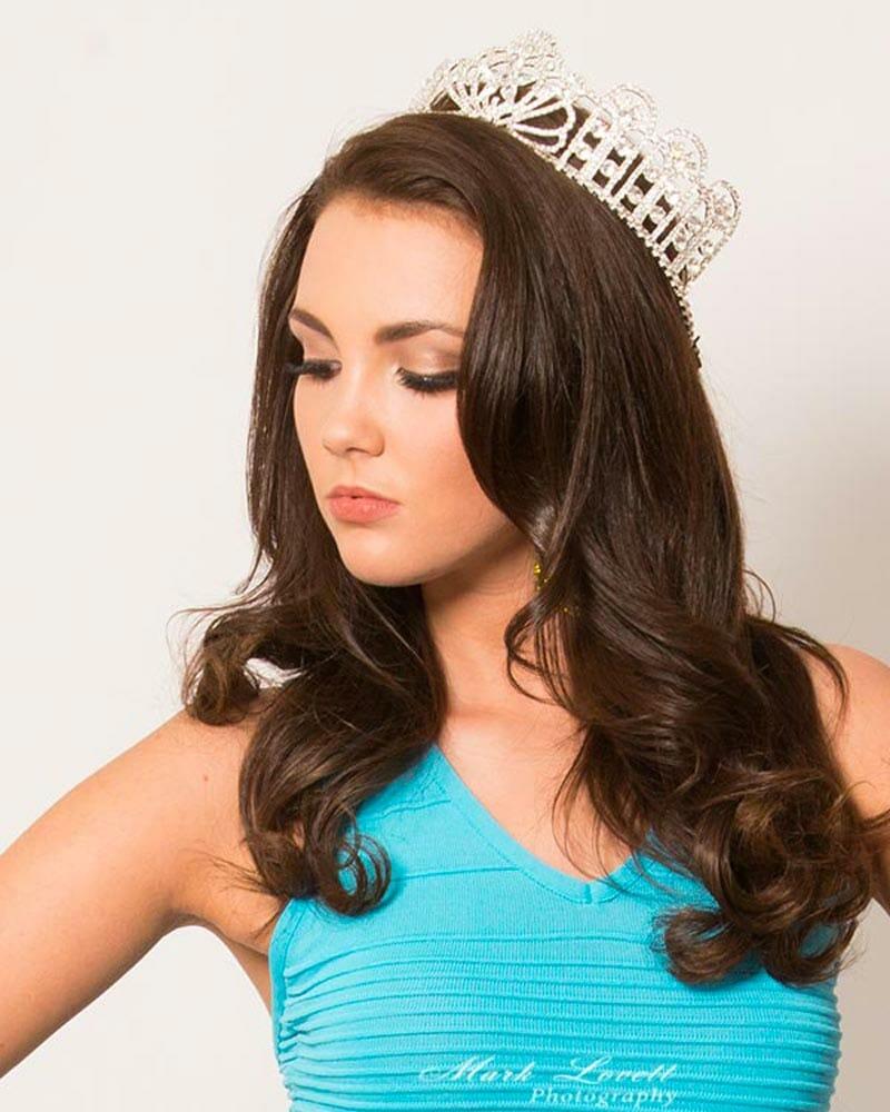 Hannah Brewer, Miss Maryland , Portrait 7