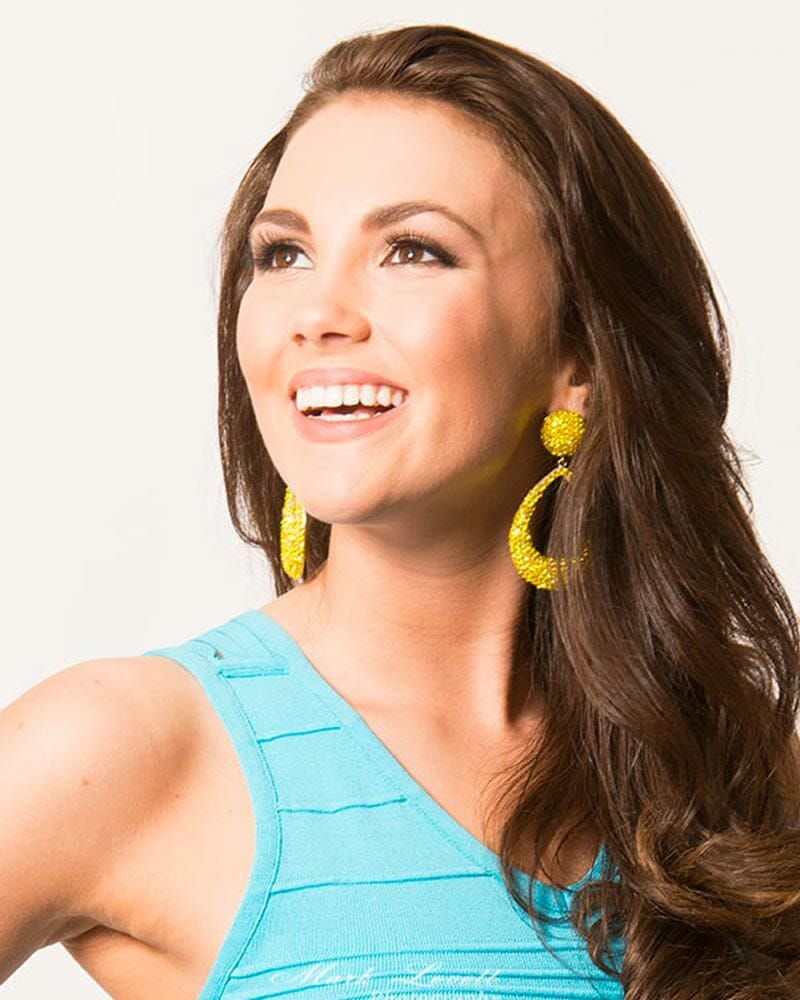 Hannah Brewer, Miss Maryland , Portrait 1