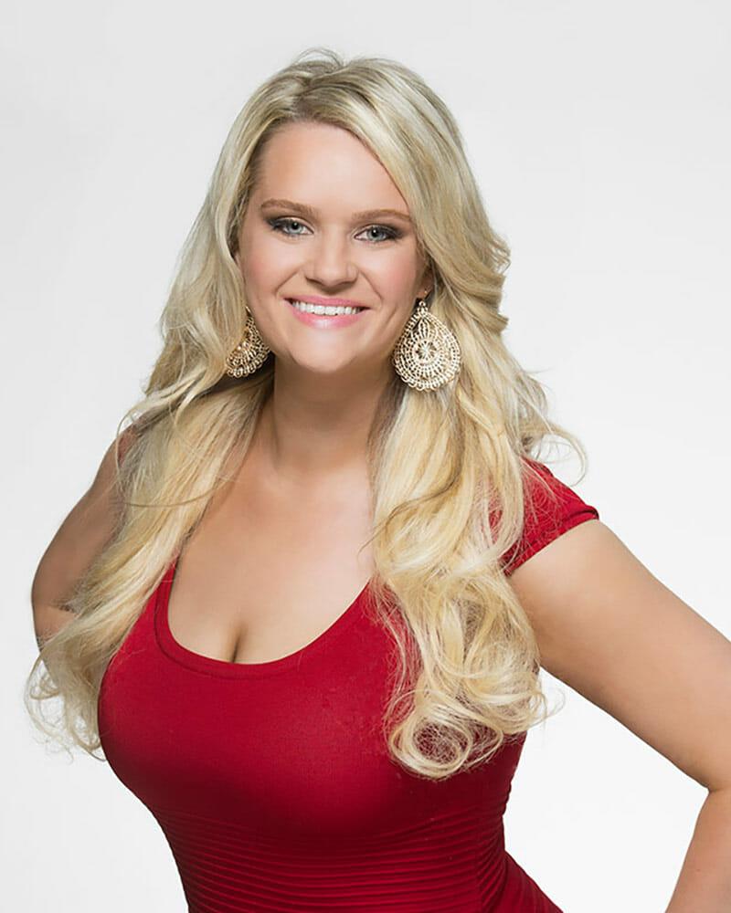 Allison – Pageant Portrait Headshot