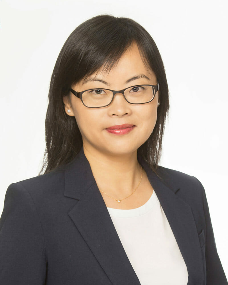 Ling | Business Portrait Headshot