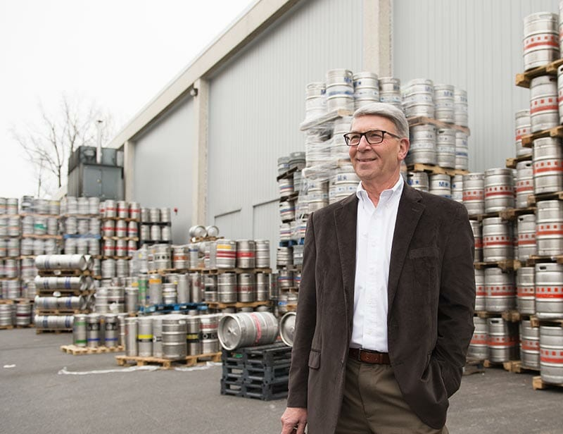 Bob Dorfman, Dept Montgomery County Liquor Control, Editorial Portrait