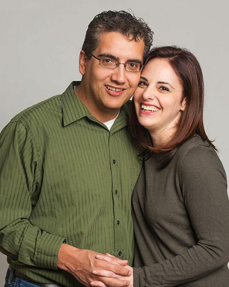 Loving Couple Portraits