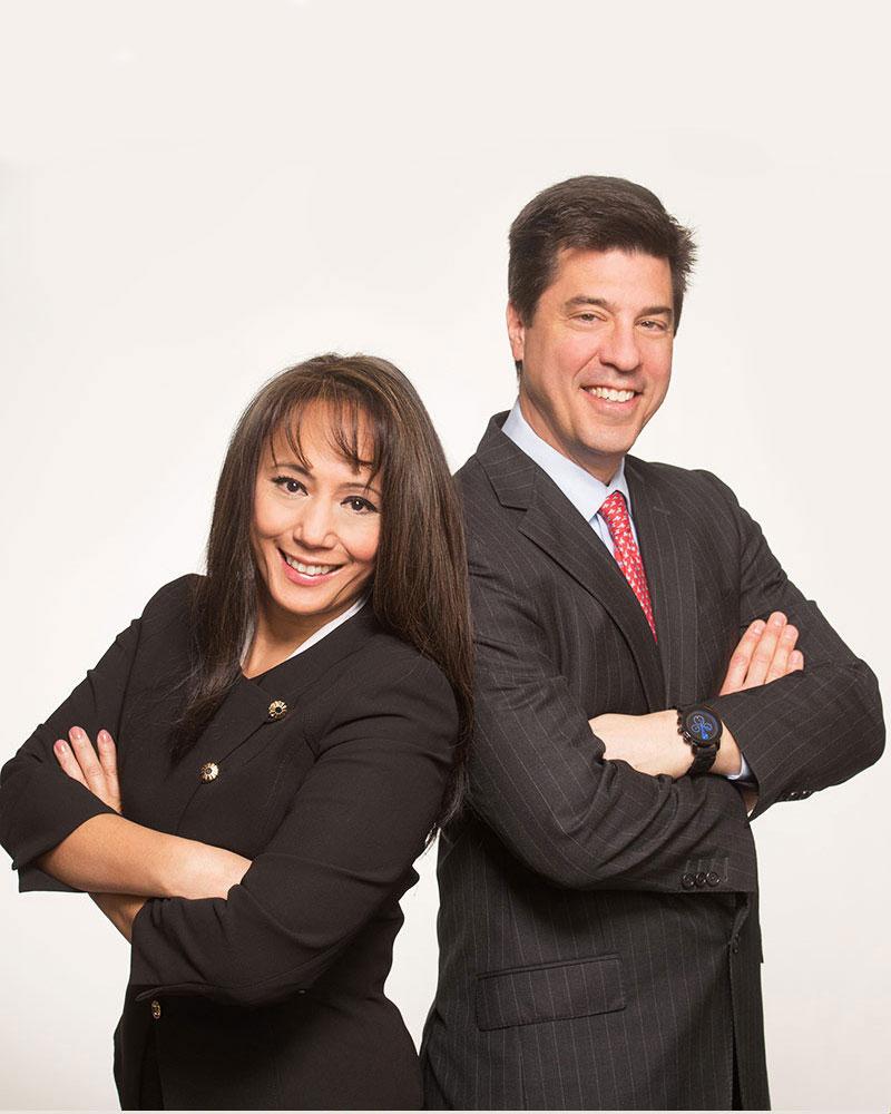 executive attorney business portrait