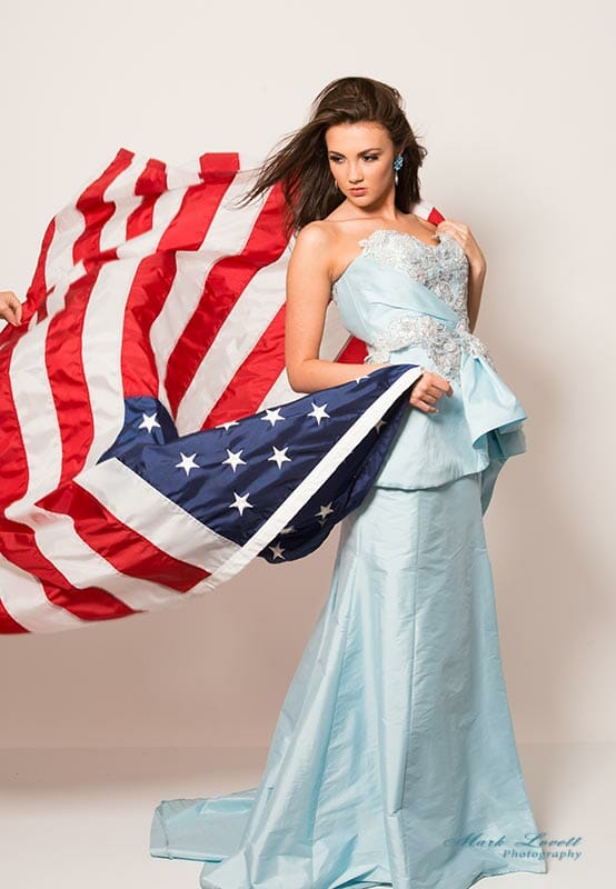 Hannah Brewer, Miss Maryland , Portrait 17b
