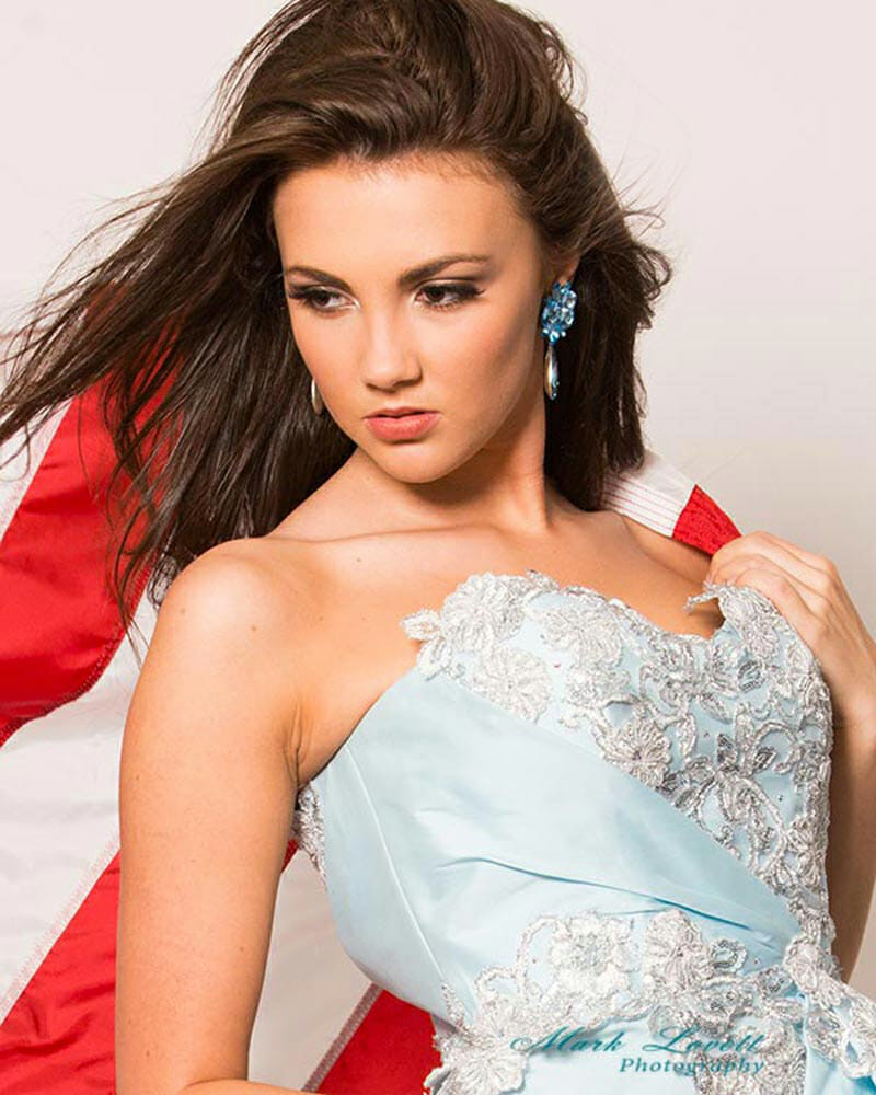 Hannah Brewer, Miss Maryland , Portrait 17