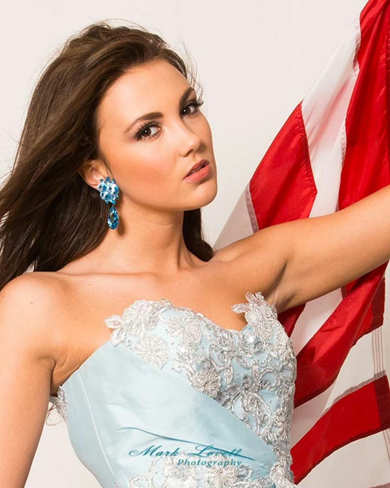 Hannah Brewer, Miss Maryland , Portrait 16
