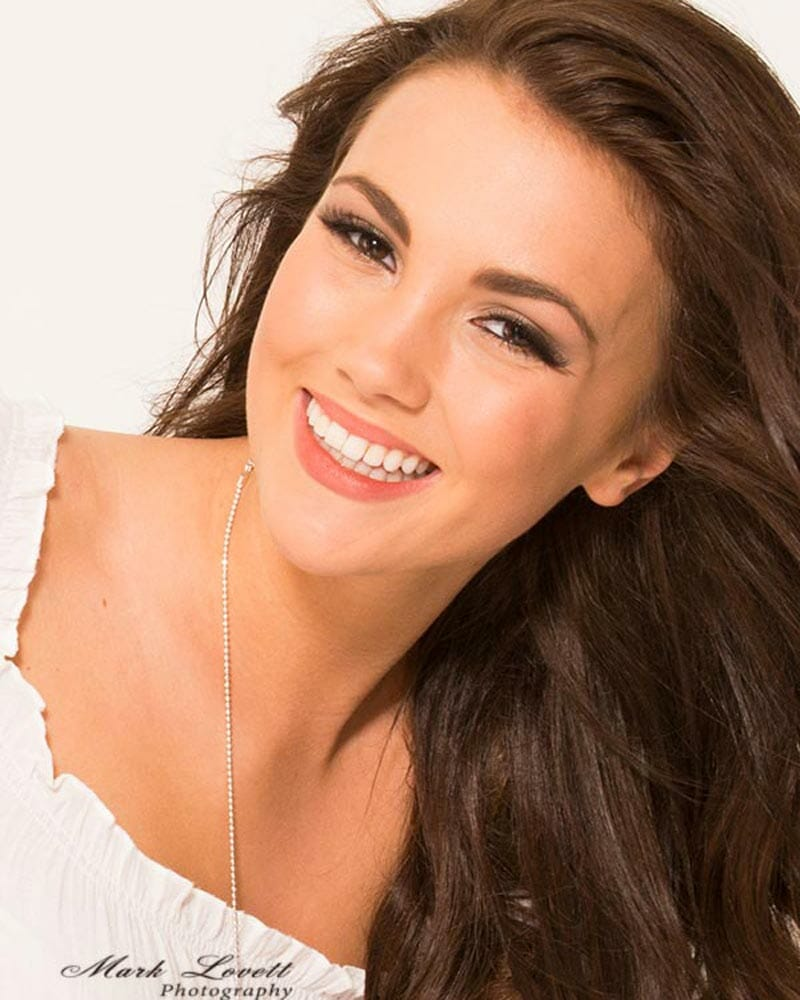 Hannah Brewer, Miss Maryland , Portrait 12