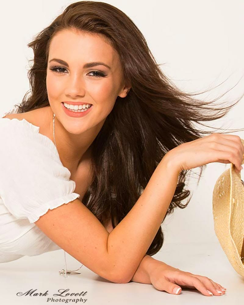 Hannah Brewer, Miss Maryland , Portrait 11