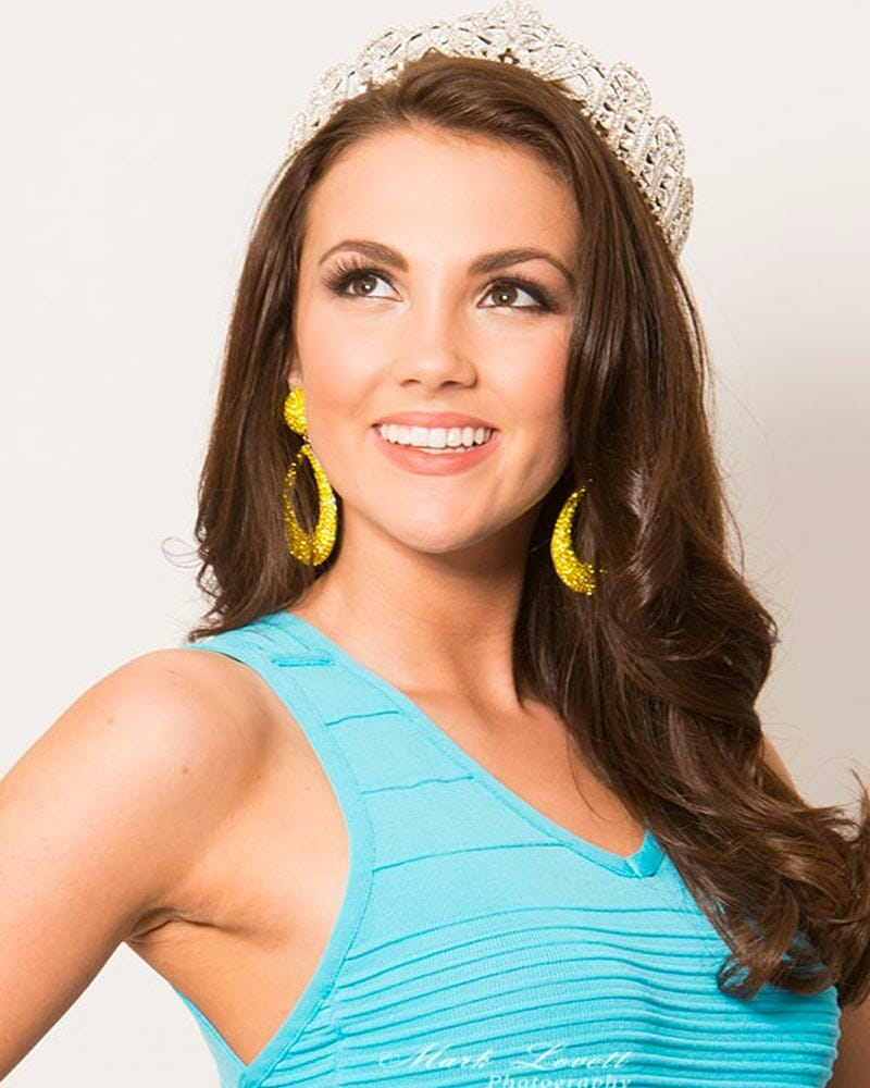 Hannah Brewer, Miss Maryland , Portrait 6