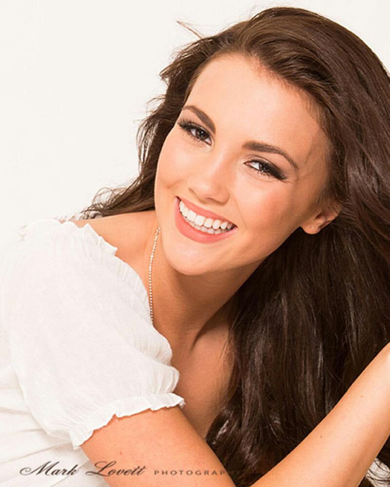 Hannah Model Portrait by Bethesda Headshots
