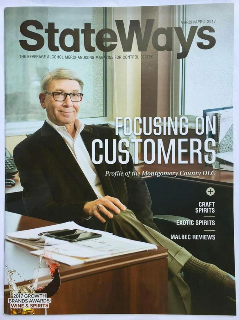 Robert Dorfman Cover of Stateways Magazine | by Mark Lovett Photography