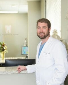 Dentist Portrait | Dr Wyne
