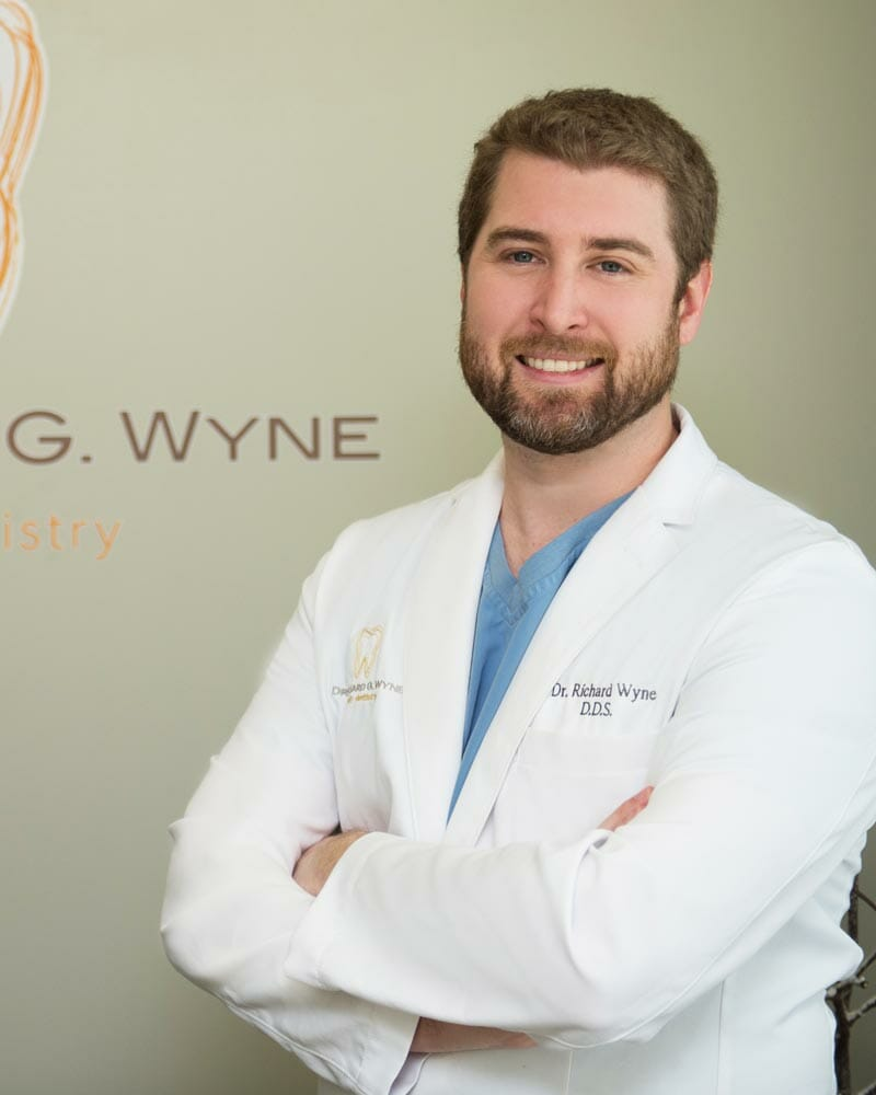 Dentist Portraits | Dr Wyne