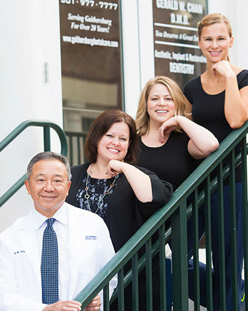 Group Headshots | Dental Office