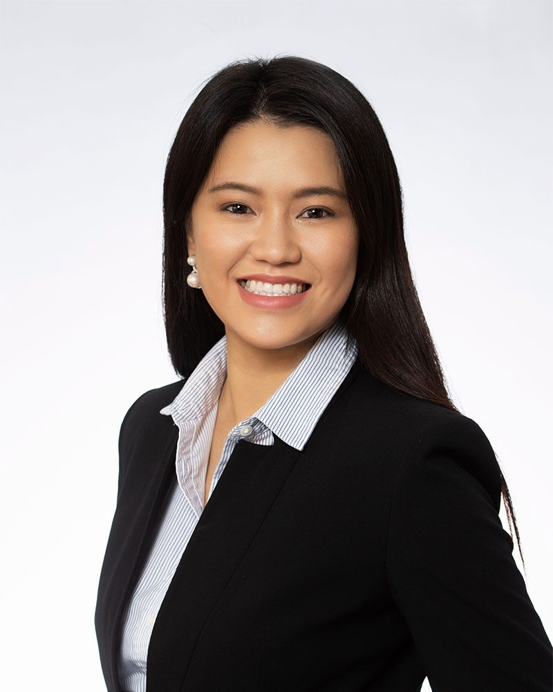 executive asian female headshot