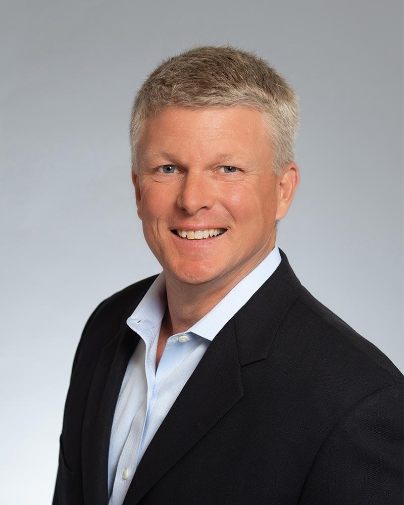 executive business male headshot on location