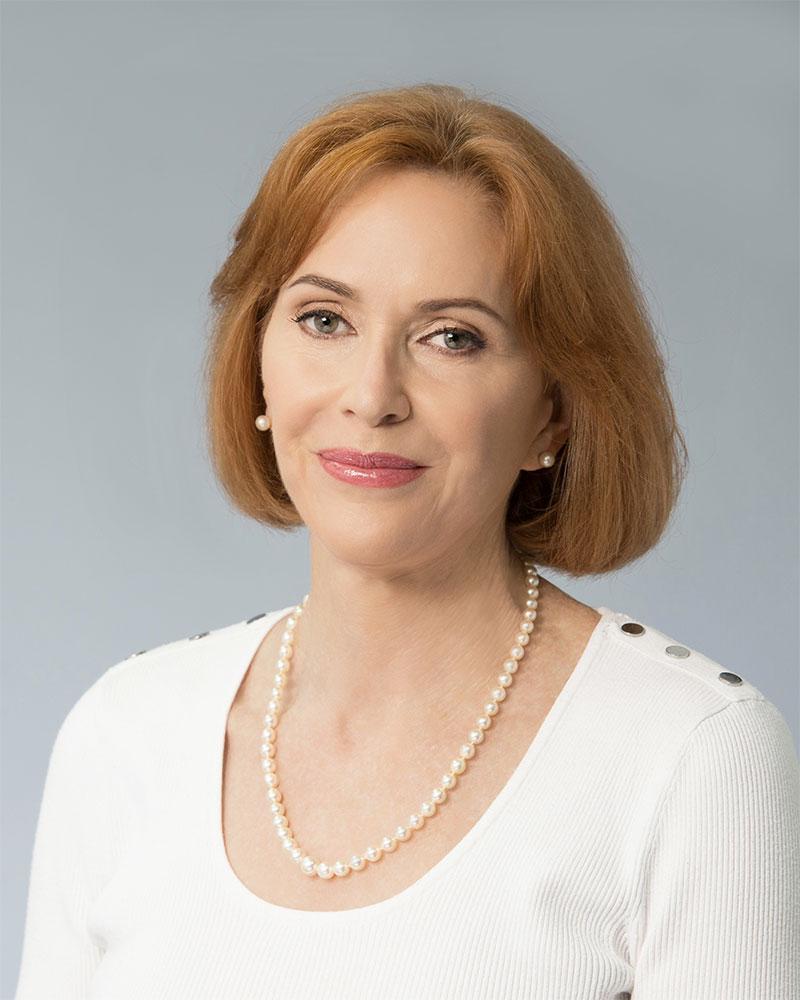 executive business female headshot