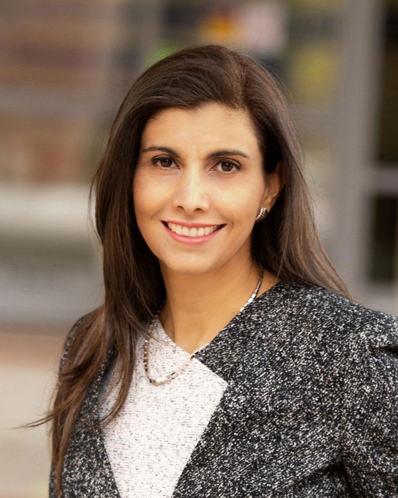professional female doctor headshot Sibley Hospital Doctor Portrait | Dr Sandra Pedraza